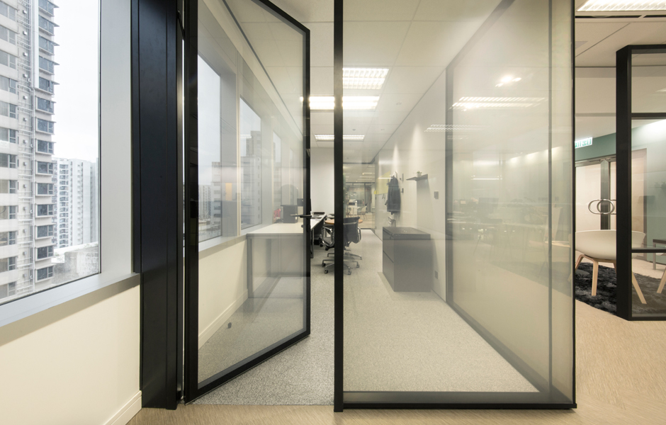 Privacy partitions