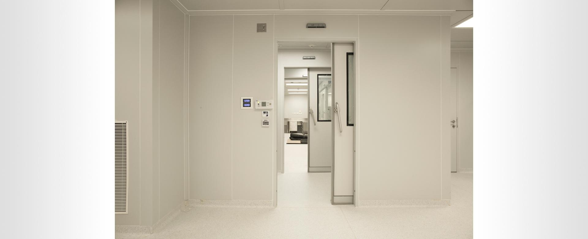 Healthcare Hospital solid panel